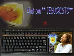 chat con **JESUCRISTO**