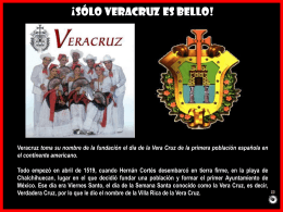 "Bello ""Veracruz"""
