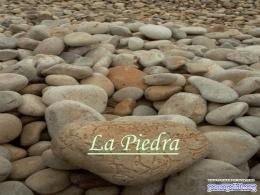 La piedra - PowerPoints .org