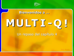 Multi-Q: A Review Game