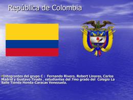 Festividades colombianas