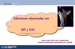 Infecciones MP y DAI