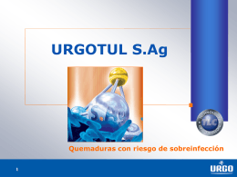 URGOTUL S.Ag