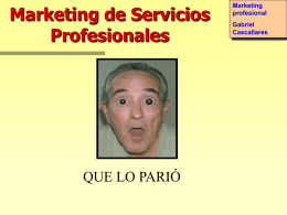 Marketing profesional ideas fuerza