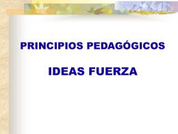 Marco Curricular y Programa de Estudio NB1.