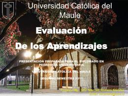 Diapositiva 1 - PedagogiaUniversitaria