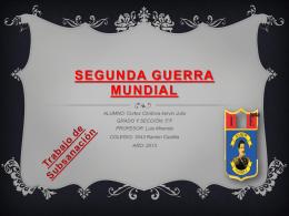 SEGUNDA GUERRA MUNDIAL - histogeo5