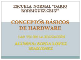 Diapositiva 1 - CURSO LAS TIC EN LA EDUCACION