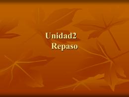 Unid 2 Repaso