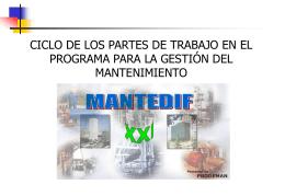 GESTION DE MANTENIMIENTO ASISTIDA POR …