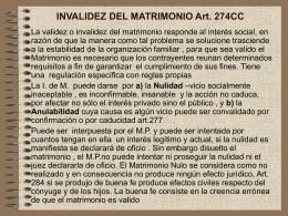 INTERVENCION DE LAS PARTES EN EL PROCESO