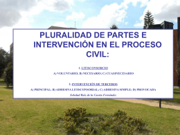 Power Point, PLURALIDAD DE PARTES
