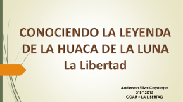 LEYENDAS DE LA LIBERTAD