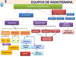 Diapositiva 1 - MODULORADIOTERAPIA