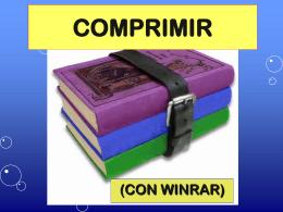 COMPRIMIR / DESCOMPRIMIR