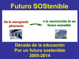 Presentacion Tema Futuro SOStenible (CMC)