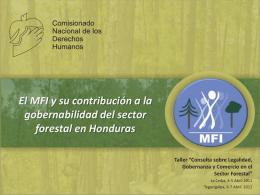CONADEH MFI y su futuro en la lucha contra la ilegalidad
