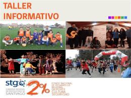 Diapositiva 1 - Portal Proyectos 2% | Fondo Nacional de
