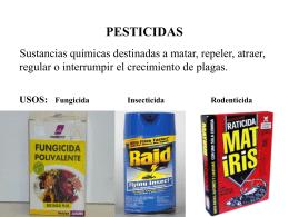 PESTICIDAS - IHMC Public Cmaps