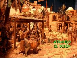EL BELEN DE NAVIDAD: