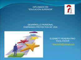 Diapositiva 1 - IUJO BITACORA DE ELIZABETH PEREIRA