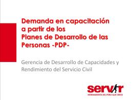 Registro Nacional del Personal del Servicio Civil