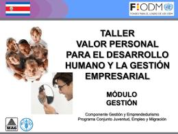 Diapositiva 1 - Inicio | El PNUD en Costa Rica