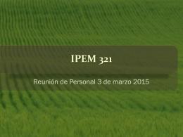 IPEM 321