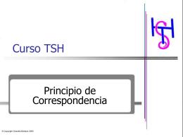 Curso TSH