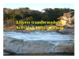 Lideres transformadores El principio del espejo