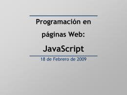 JavaScript - Arabako Campusa