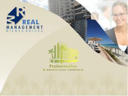 Diapositiva 1 - Administracion de Condominios en Cancun