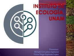 Instituto de Ecologia, UNAM