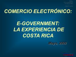 FTAA.ecom/inf/142 4 de junio de 2002 E