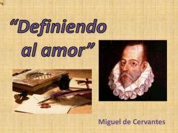 """Definiendo al amor"""""""