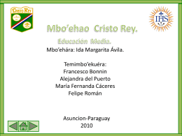 Diapositiva 1 - Mboeharakarinaibarrola's Blog