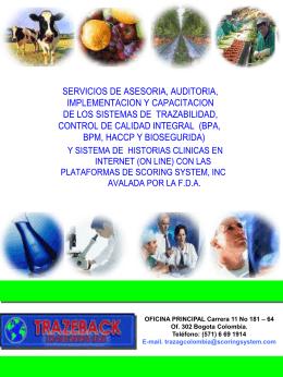 Diapositiva 1 - ScoringSystem.com