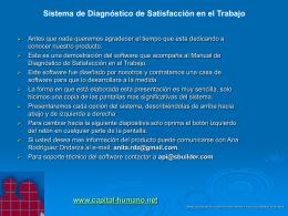 Diapositiva 1 - Capital Humano Consultores
