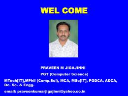 1 Computer Overview - Sainik School Gopalganj
