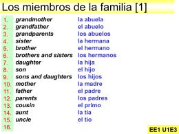 """El verbo Tener """"to have, to be"""""""