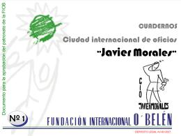 Ciudad internacional de oficios