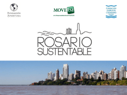 Rosario Sustentable