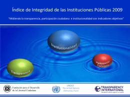 Diapositiva 1 - Fundacion para el Desarrollo de la