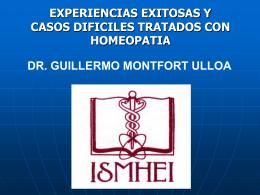 FORO INTERNACIONAL DE LAS CULTURAS EXPERIENCIA …