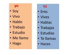 Ernesto Molina ESP 101