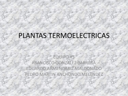 PLANTAS TERMOELECTRICAS - ekipo3 | Just another …