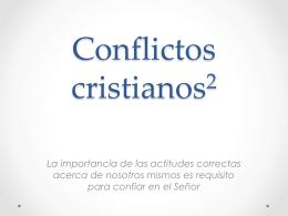 Conflictos cristianos2