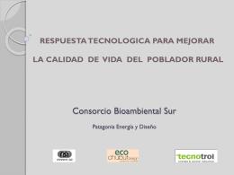 Consorcio Bioambiental Sur