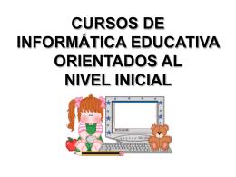 Diapositiva 1 - EL RINCON DE LA MAESTRA JARDINERA