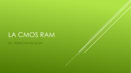 LA CMOS RAM